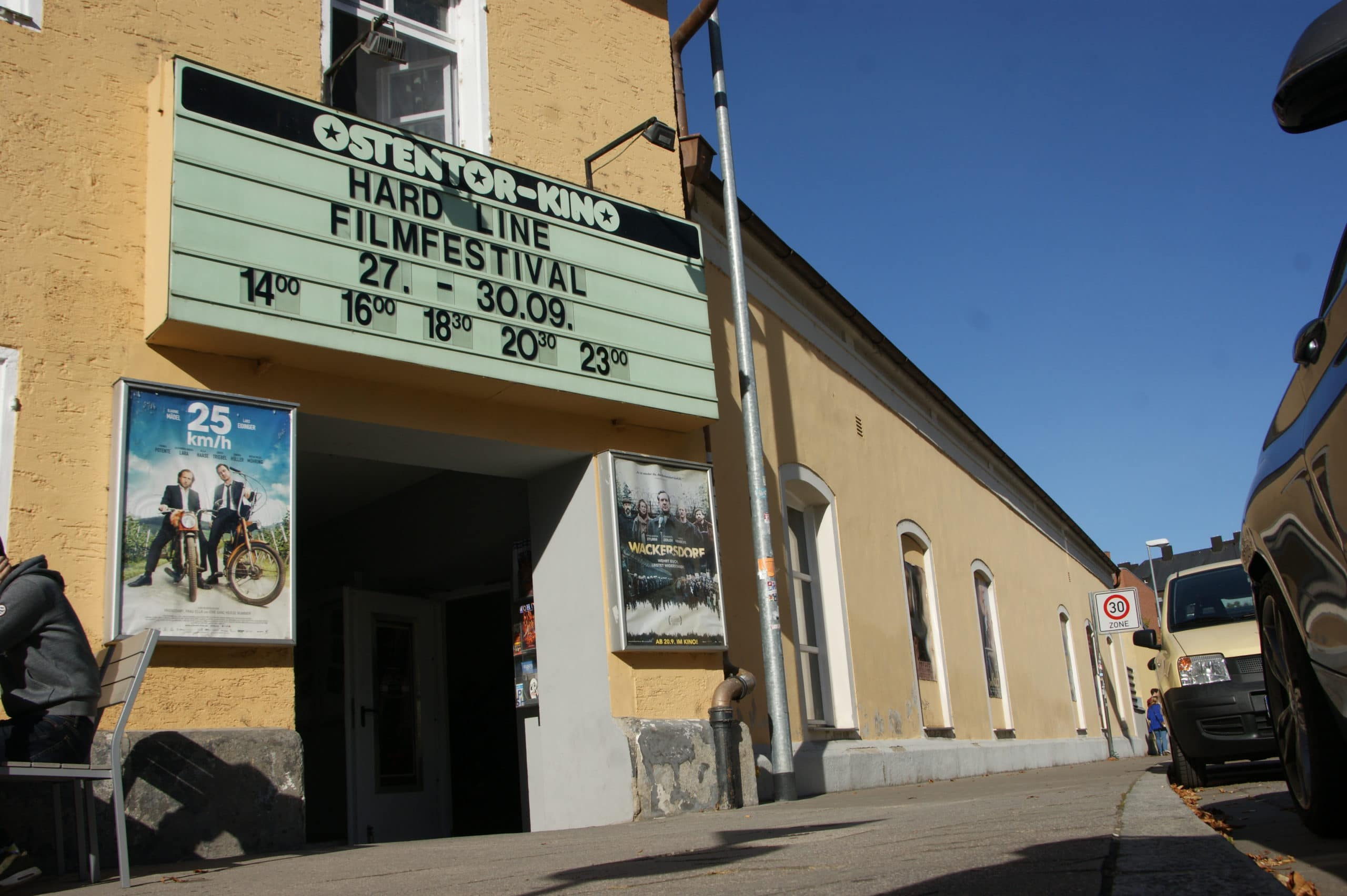 Ostentor Kino Regensburg