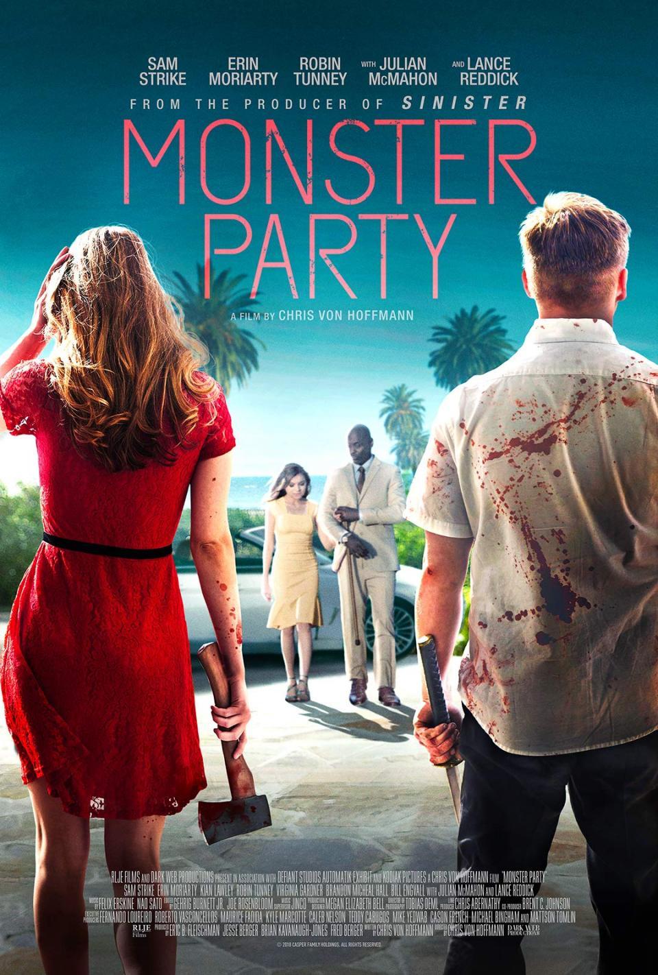 """Die letzte Party deines Lebens im Trailer zum Horrorfilm """"Monster Party"""""""