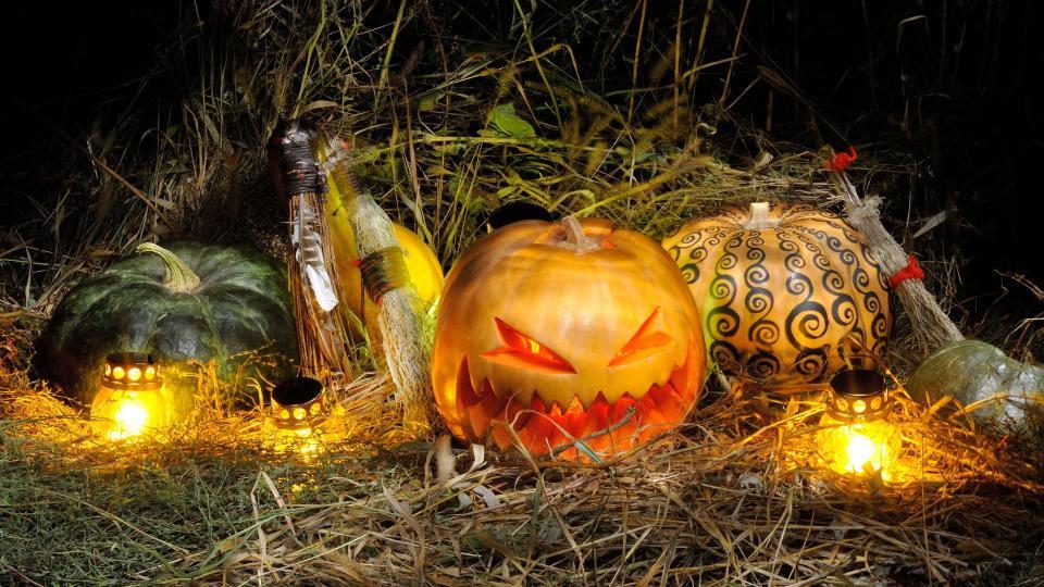 Der Samhain-Kult: Eine Halloweengeschichte