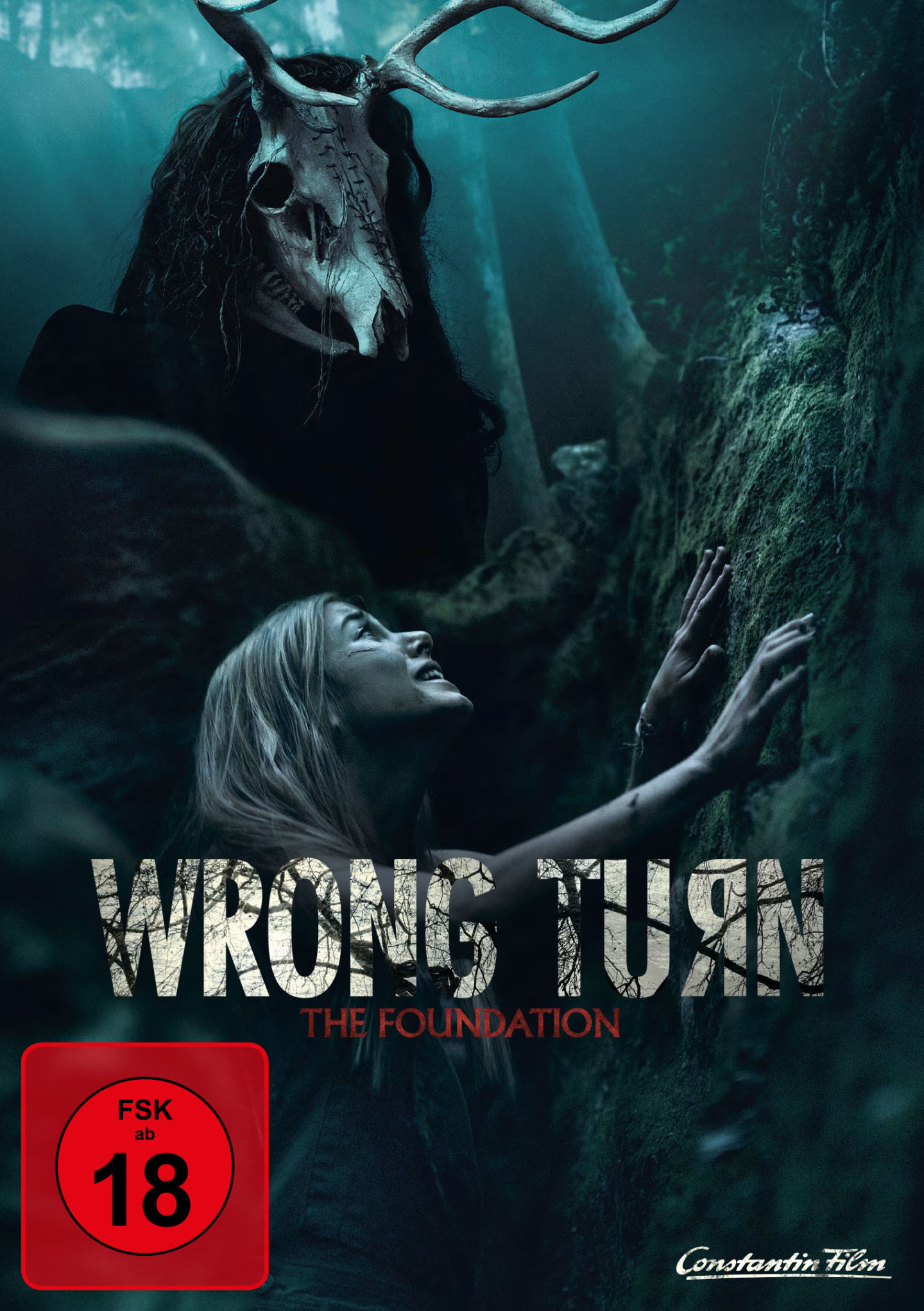 Wrong Turn – The Foundation – Blu-ray Cover