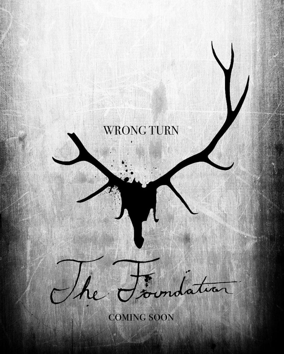 """Erstes Poster und neuer Titel zum nächsten """"Wrong Turn"""" Film"""