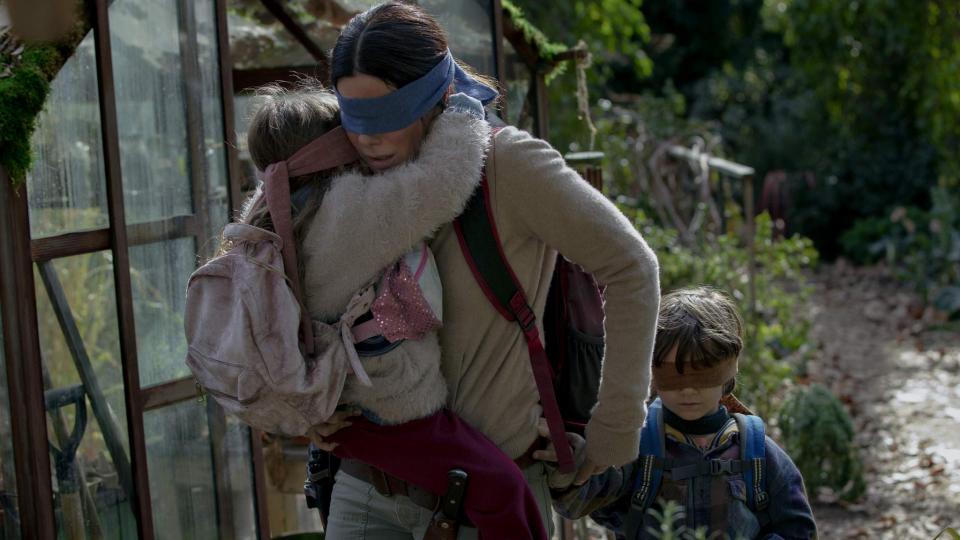 """[Trailer] Netflix bringt Horrorfilm """"Bird Box"""" mit Sandra Bullock und Sarah Paulson nach Deutschland"""