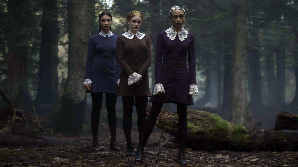 """Der Horror braut sich zusammen im neuen """"Chilling Adventures of Sabrina"""" Trailer"""