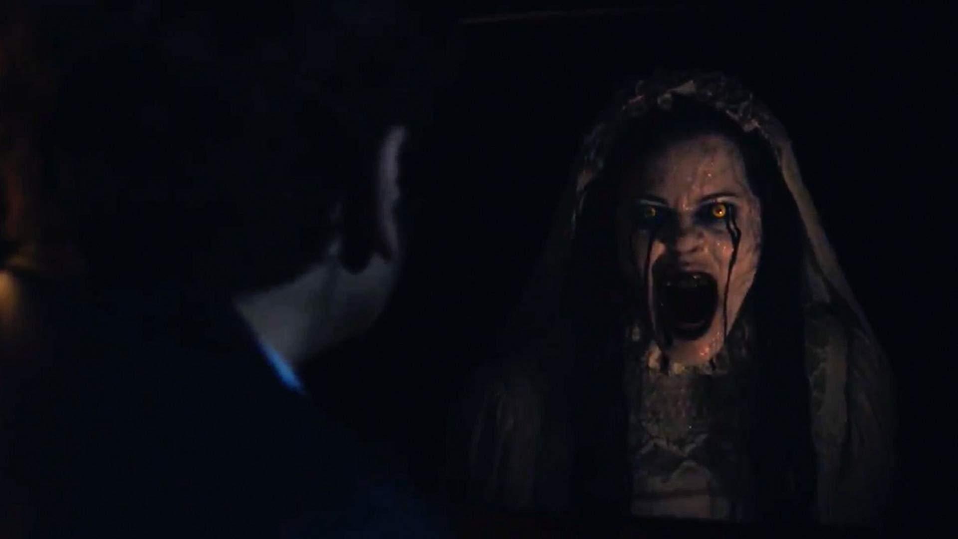 In Dem Von James Wan Conjuring Produzierten Gruselfilm The Curse Of La Llorona Treibt Der Geist Einer Frau In Den 70er Jahren In Los Angeles Sein Unwesen
