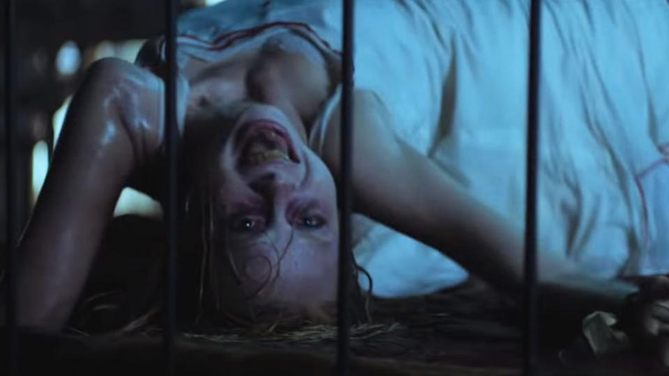"Abgefahrener Trailer zum gruseligen Exorzismus-Horror ""The Possession of Hannah Grace"""
