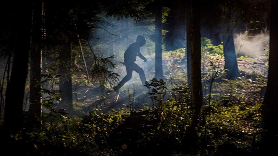 """Offizieller Trailer zum Backwoods-Slasher """"The Cabin"""""""