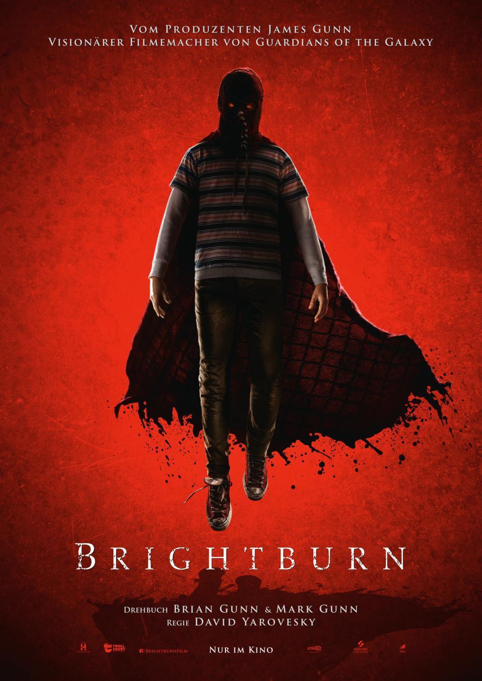 """""""Brightburn"""" kommt doch erst später ins Kino"""
