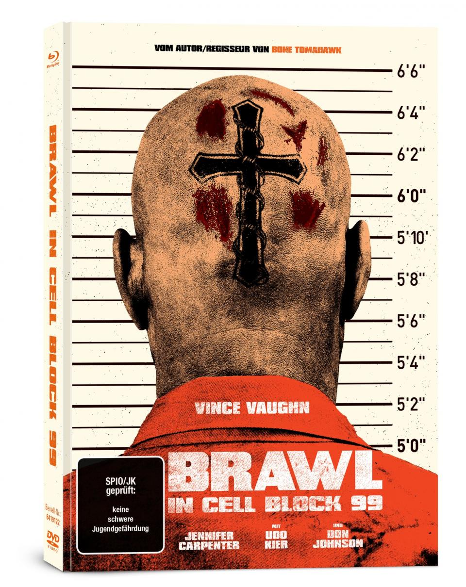"""""""Brawl in Cell Block 99"""" kommt im ungekürzten Mediabook"""