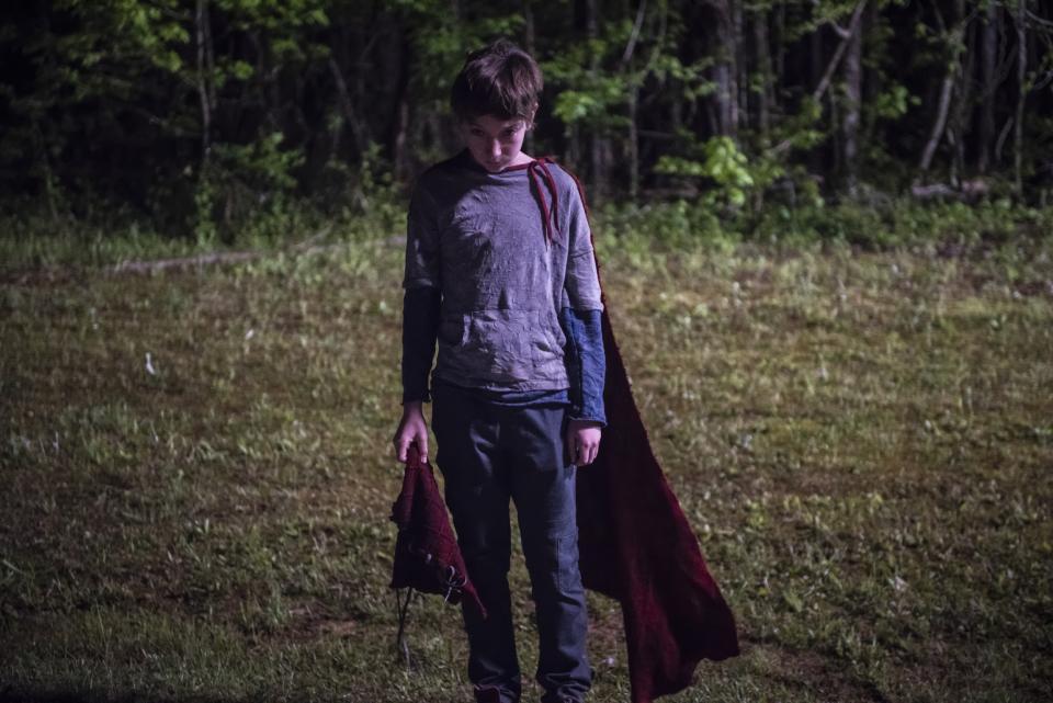 """Zweiter Trailer zum Superhelden-Horror """"BrightBurn"""""""