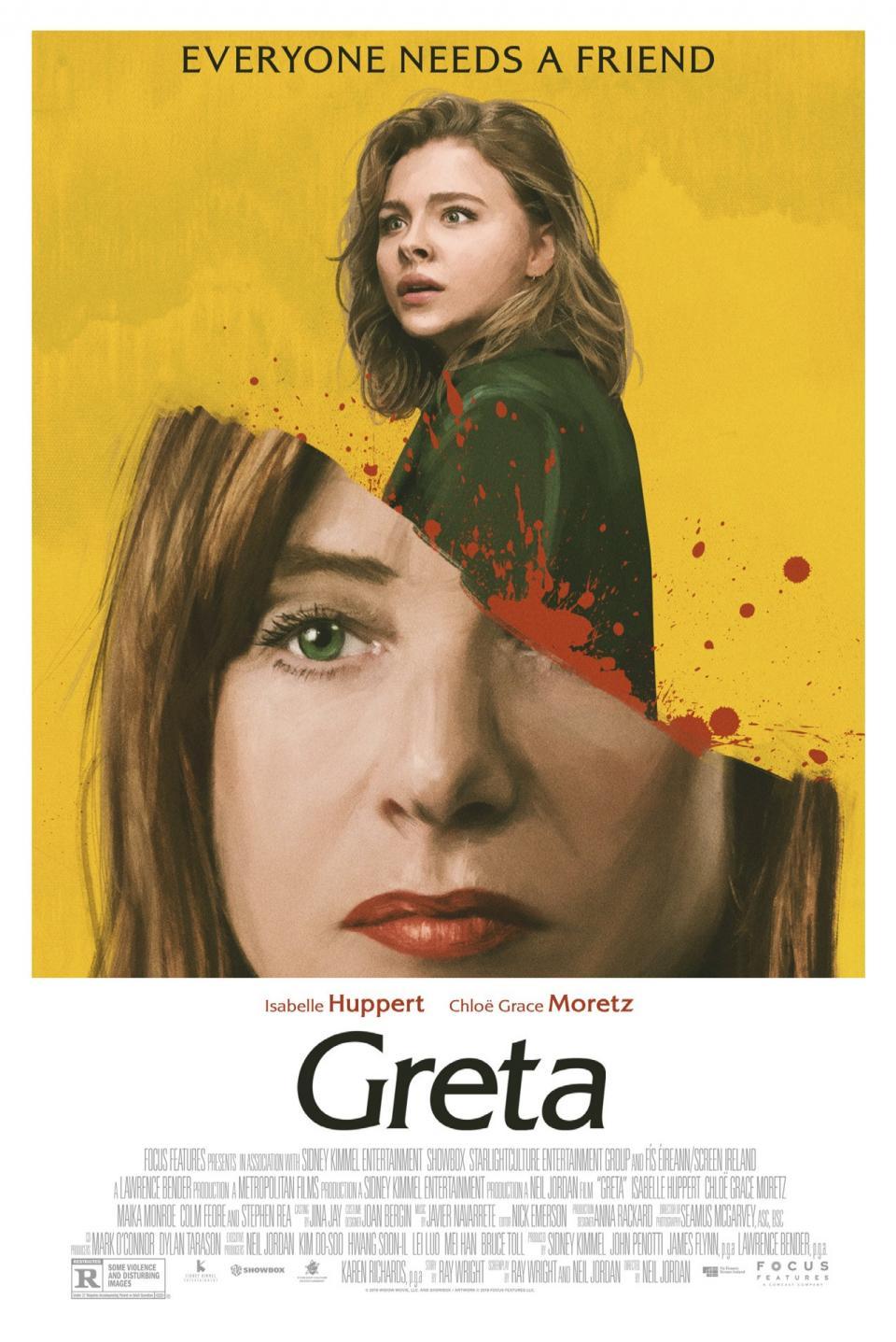 """Neues """"Greta"""" Teaser Poster"""