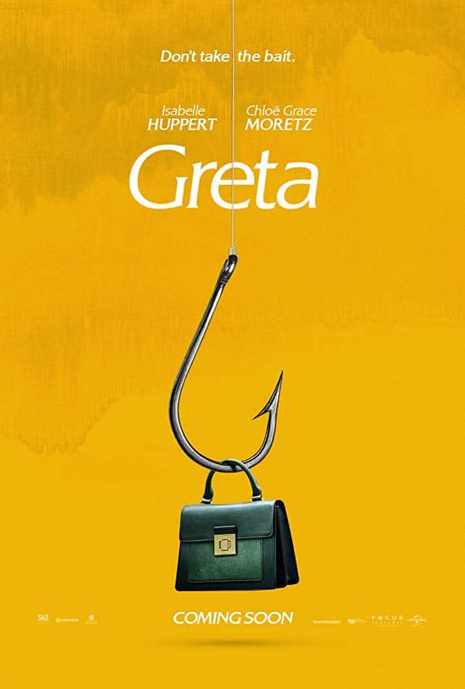 """Chloë Grace Moretz wird zum Stalking-Opfer im """"Greta"""" Trailer"""