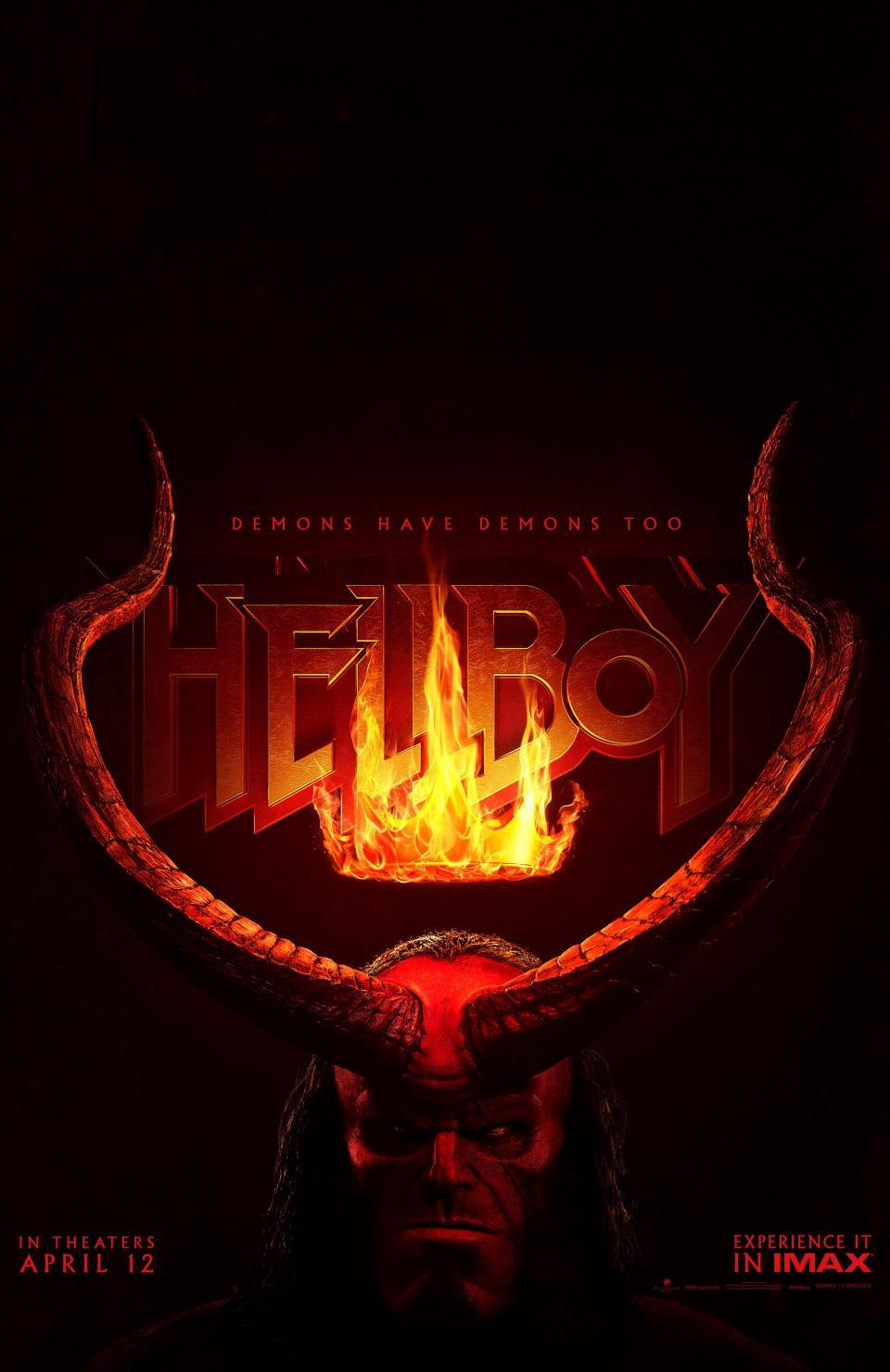 """Der Trailer zum """"Hellboy"""" Reboot ist da!"""