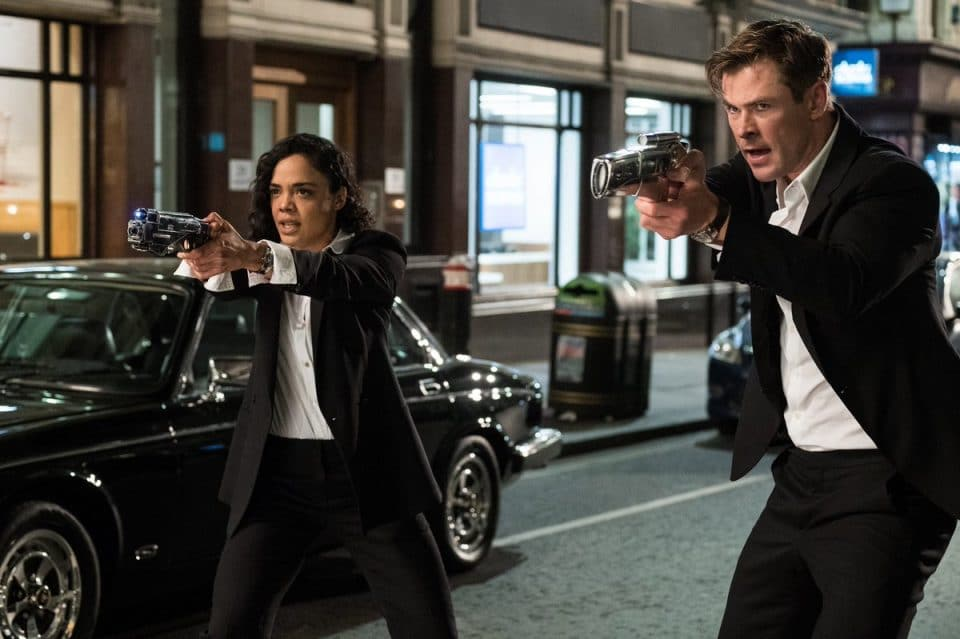 "Trailer zur Alien-Comedy ""Men in Black: International"""