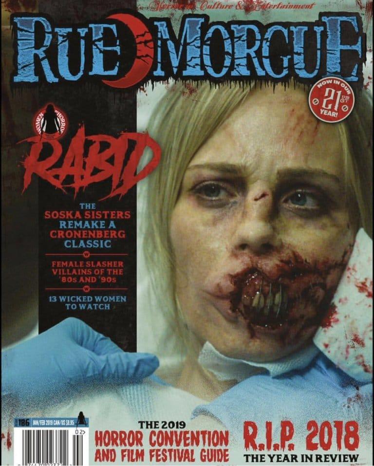 """Erstes Foto aus dem """"Rabid"""" Remake"""