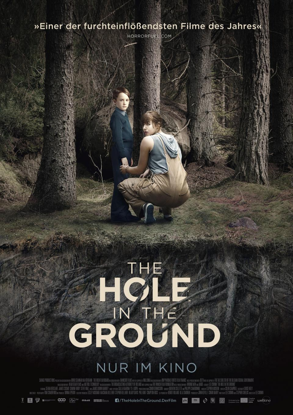 "Deutscher Trailer und Poster zu ""The Hole in the Ground"""