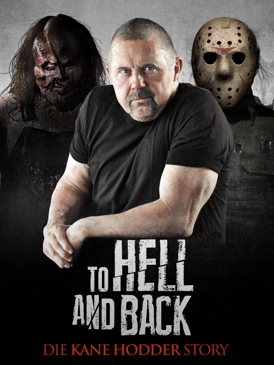 "Deutscher Trailer zu ""To Hell and Back: Die Kane Hodder Story"""