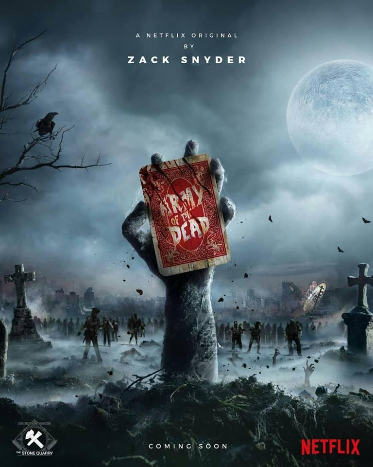 """WWE-Kämpfer Dave Bautista übernimmt Hauptrolle im Netflix-Zombiefilm """"Army of the Dead"""""""