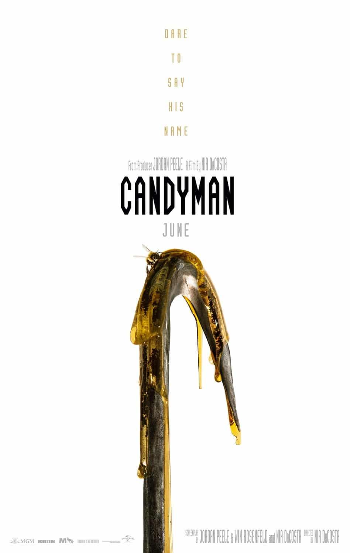 """""""Candyman"""": Erster Trailer und Poster zum gruseligen Urban Legend Remake"""