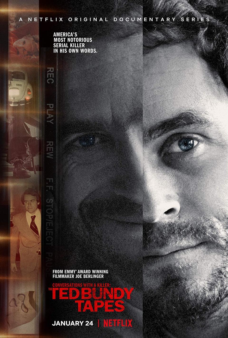 Netflix: Trailer und Starttermin zur Ted Bundy Doku-Serie