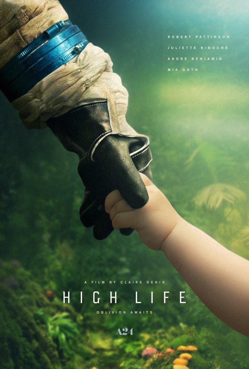 """Trailer und Kinostart zu A24's Sci-Fi Abenteuer """"High Life"""""""