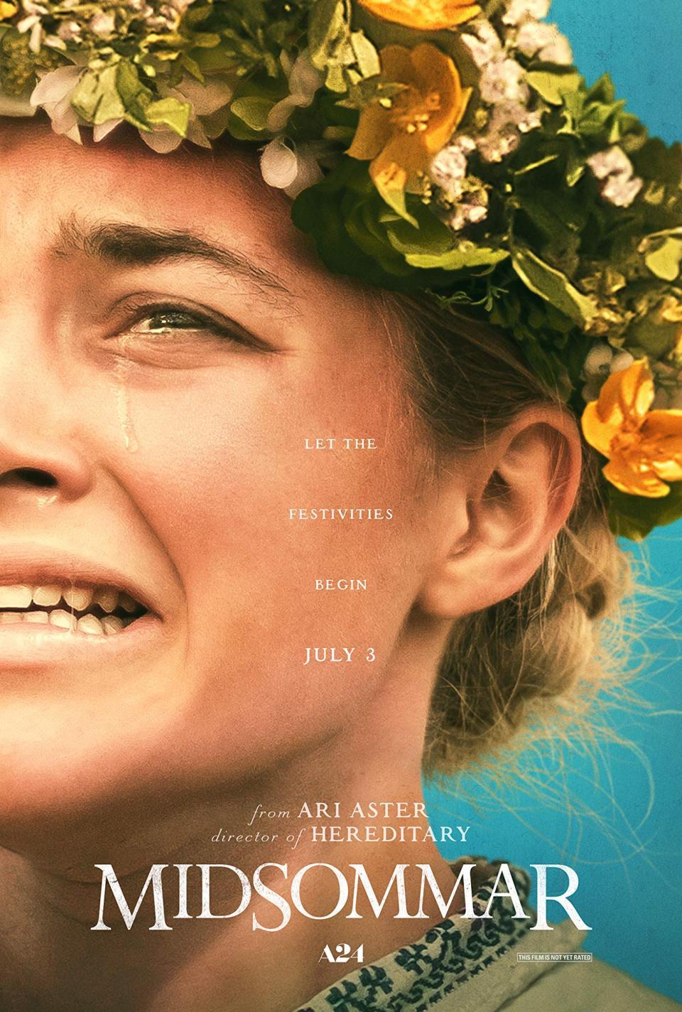 """Das Fest ist eröffnet: Zweiter Trailer und neues Poster zu """"Midsommar"""""""
