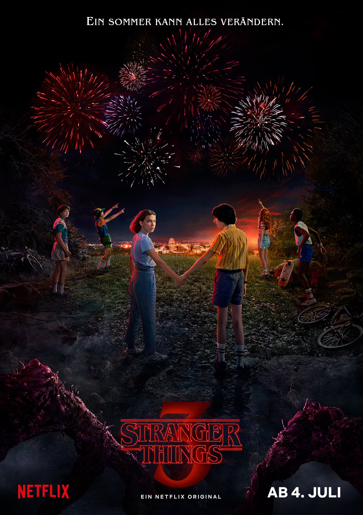 Starttermin Zu Stranger Things 3 Steht Fest Scary Movies De
