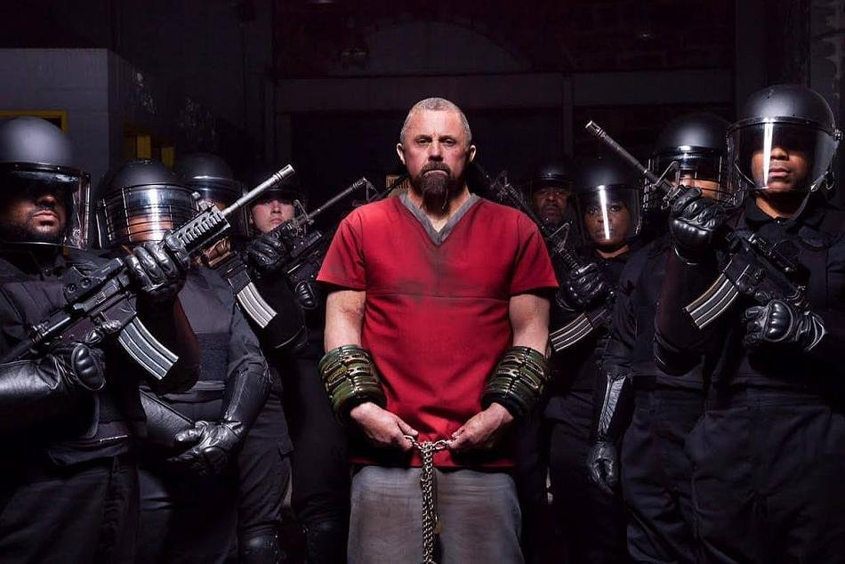 "Die ""Expendables"" des Horrors: Deutscher Trailer zu ""Death House"""