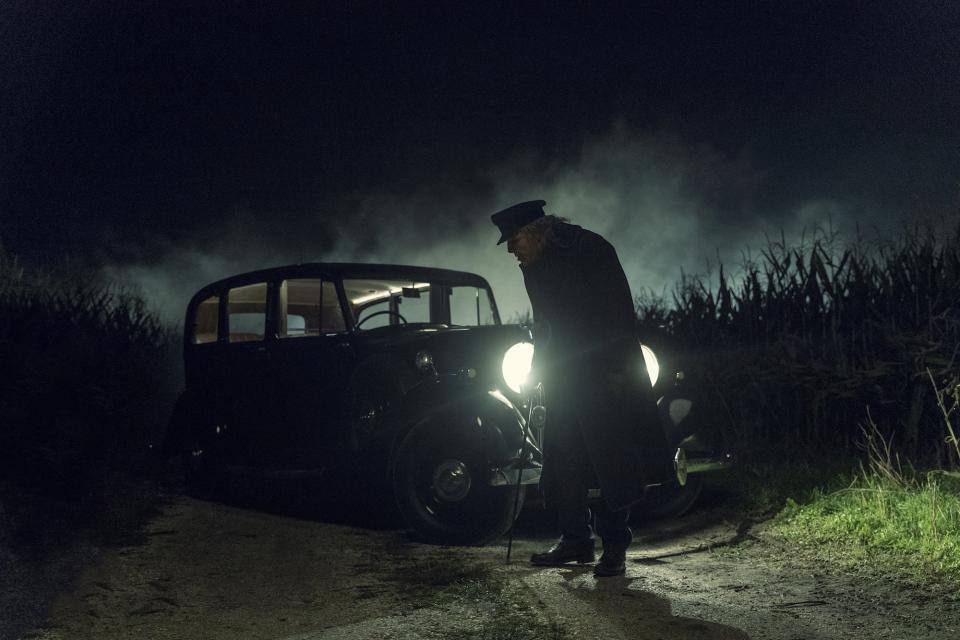 """NOS4A2"": Teaser Trailer AMC's Vampirserie"