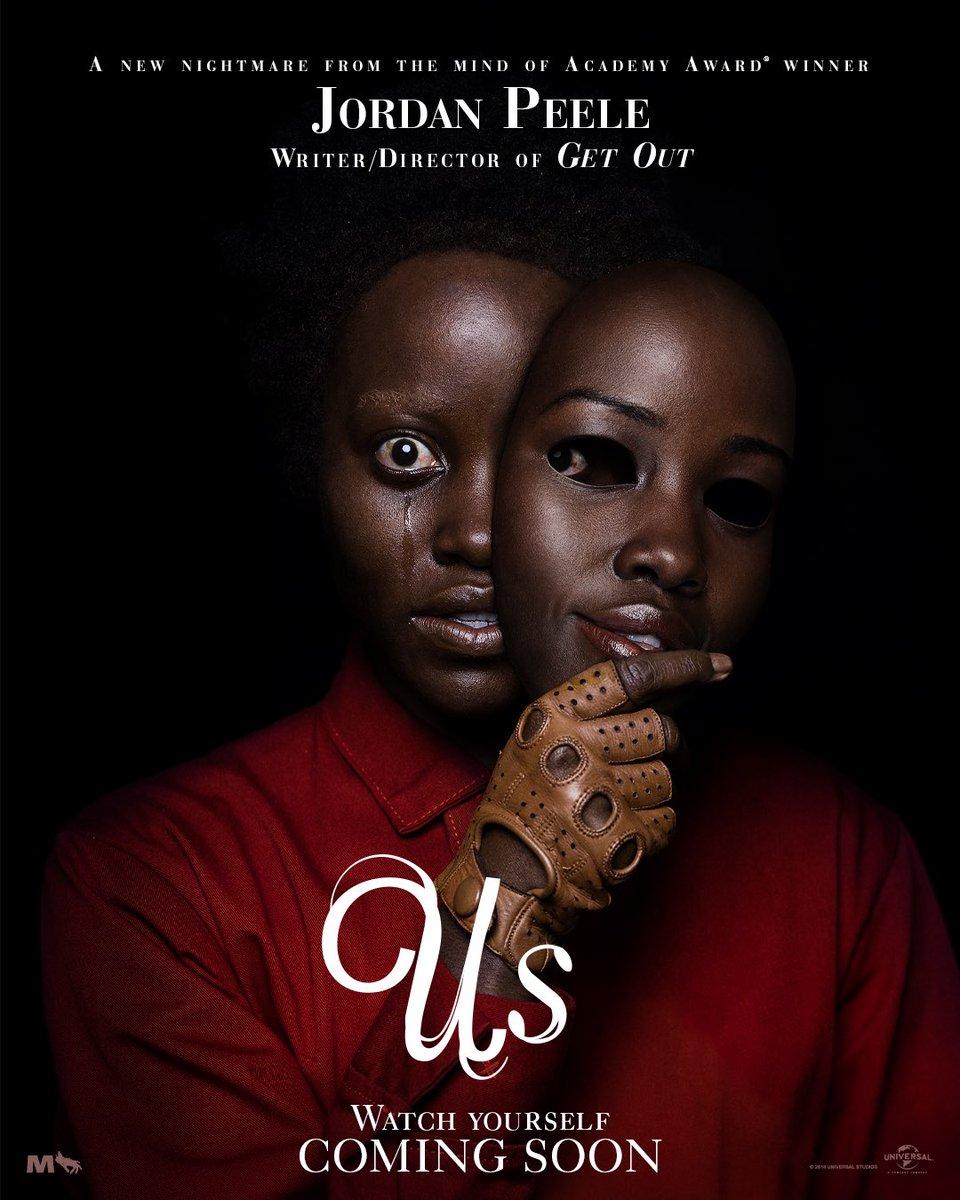 """Neues """"Wir"""" Filmposter nimmt die Maske ab"""