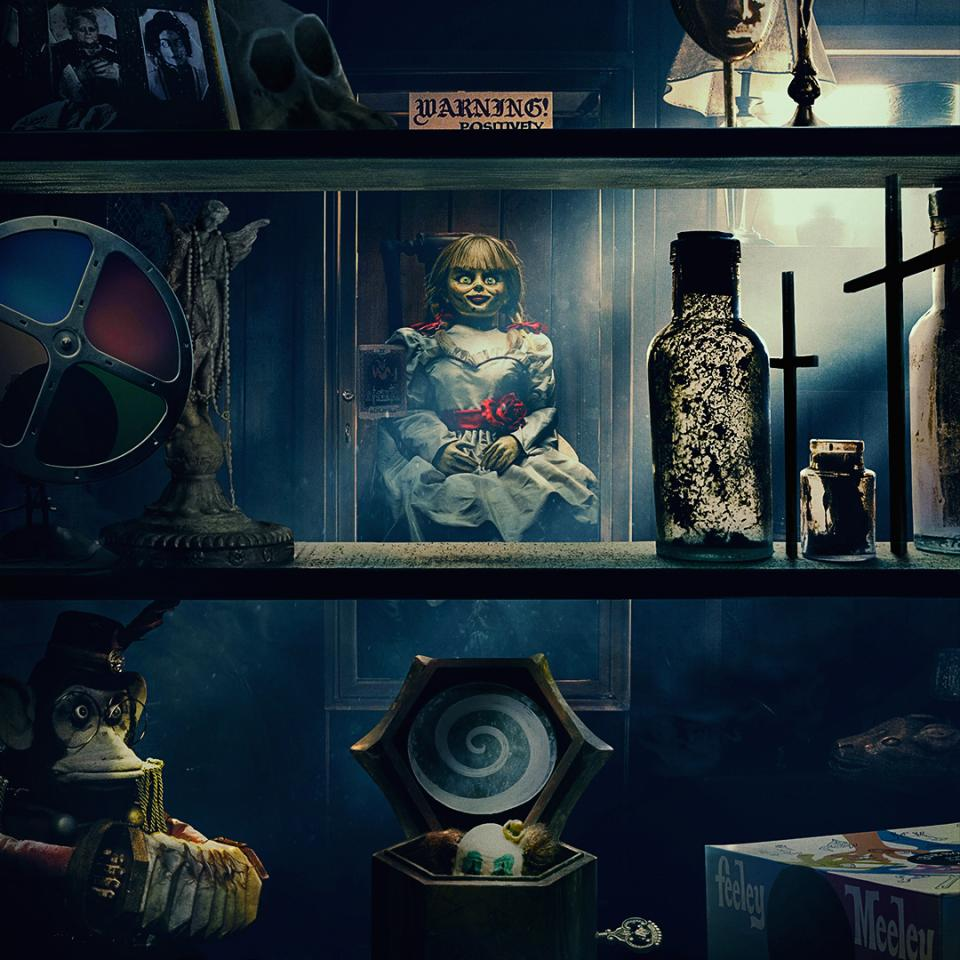 """First Look und deutscher Kinostart zu """"Annabelle Comes Home"""""""