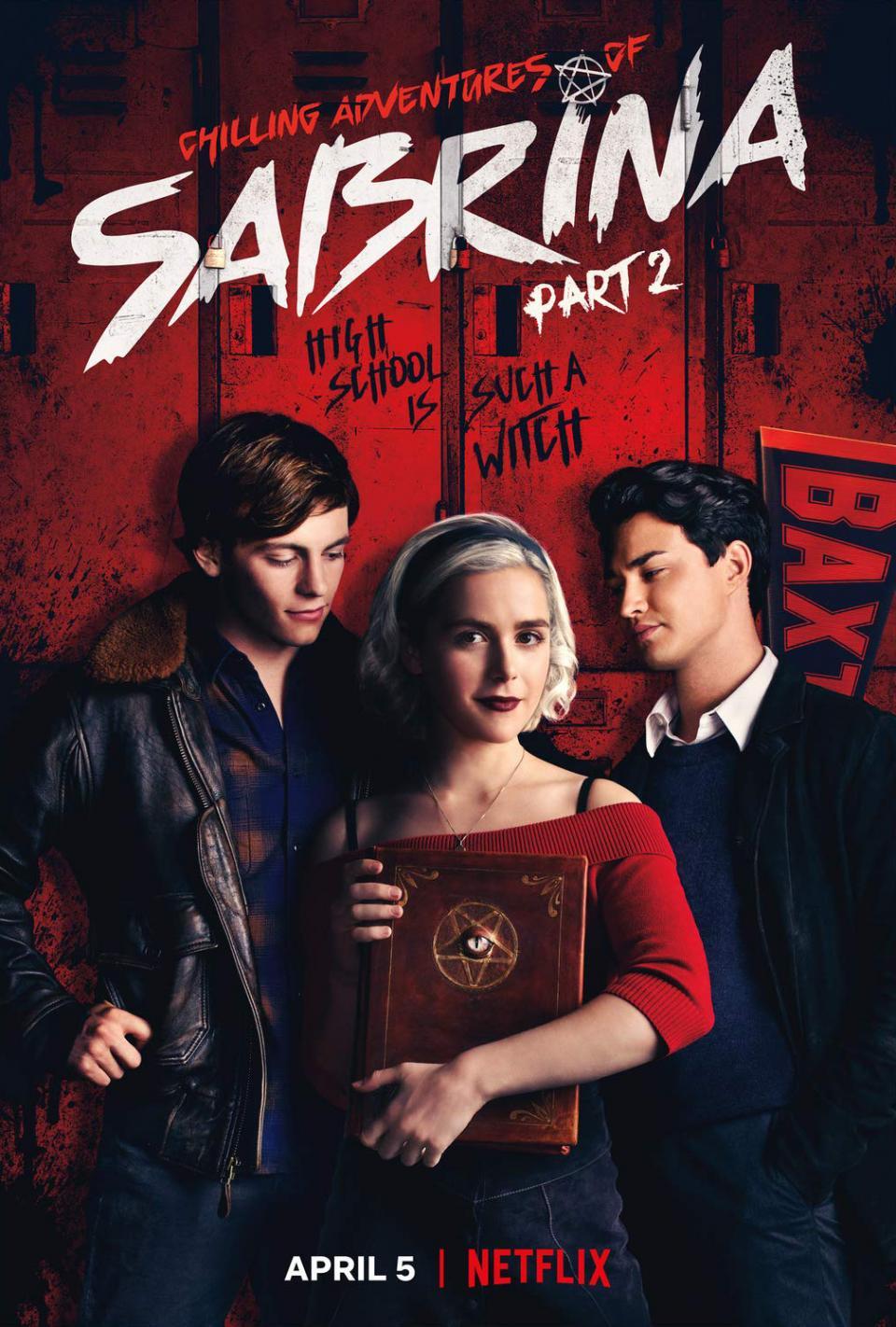 """""""Chilling Adventures of Sabrina"""": Netflix-Trailer zur zweiten Staffel der Hexenserie"""