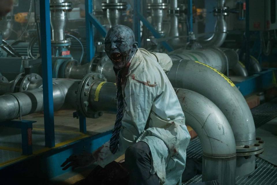 """Hier sind die ersten Bilder zu """"Doom: Annihilation"""""""