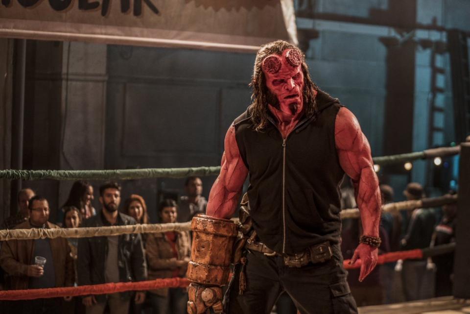 """Drei coole neue Bilder aus dem """"Hellboy"""" Reboot"""