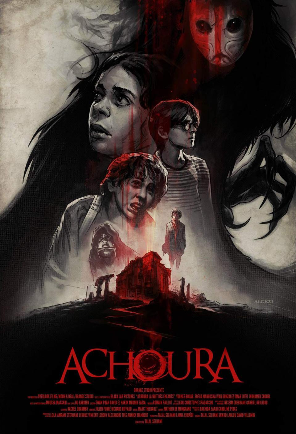 """""""Achoura"""" verbreitet Angst und Schrecken im Trailer zum Fantasy-Horrorfilm"""