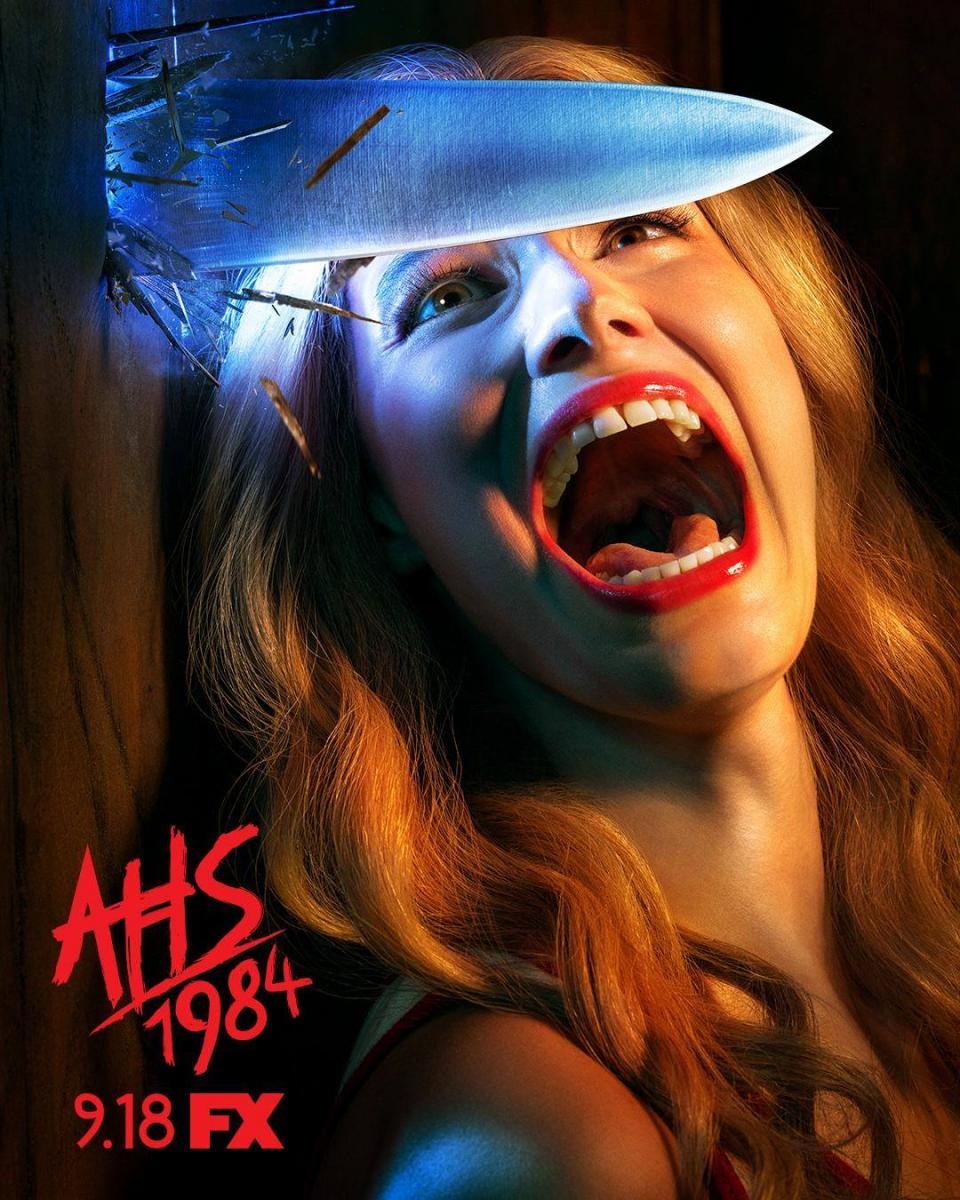 """American Horror Story: 1984"" demnächst auf Netflix verfügbar"