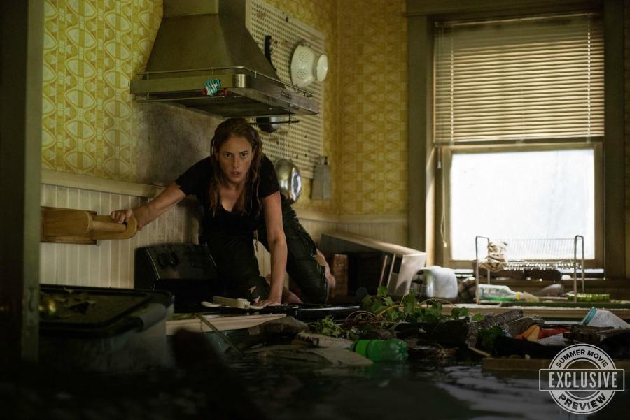 """First Look des Survival-Horror """"Crawl"""" lässt das Wasser steigen"""