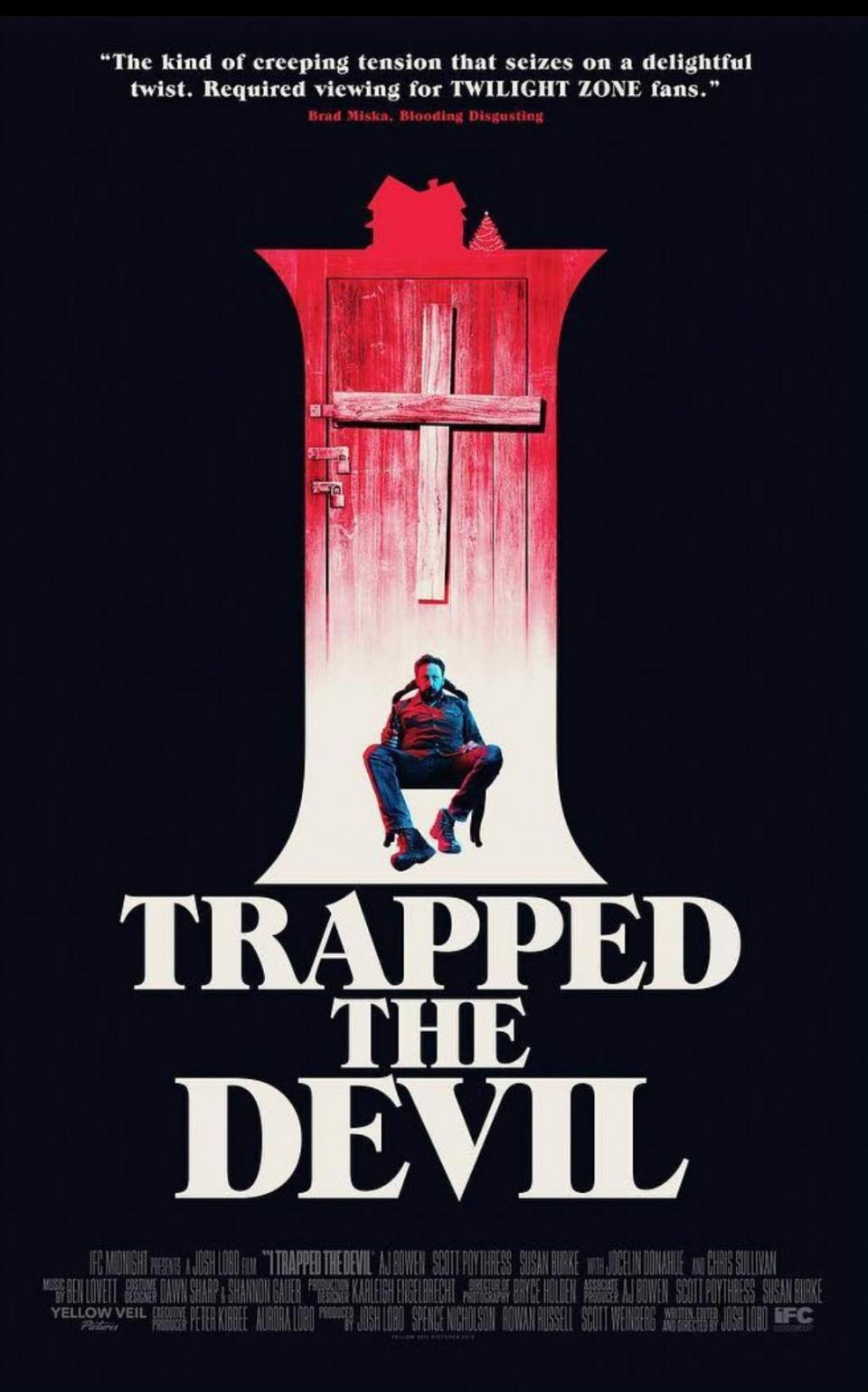 """Erster Trailer zu IFC Films' Weihnachts-Horror """"I Trapped the Devil"""""""