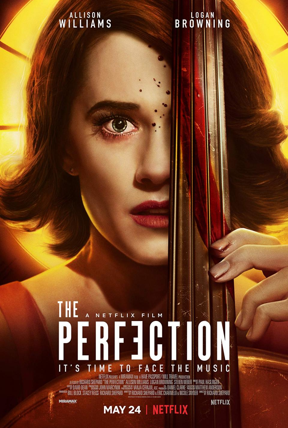 "[Trailer] Netflix kündigt Start des Horror-Thrillers ""The Perfection"" an"