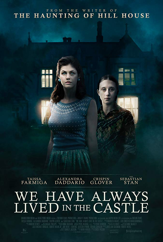 "Trailer zur neuen Shirley Jackson Romanverfilmung ""We Have Always Lived in the Castle"""