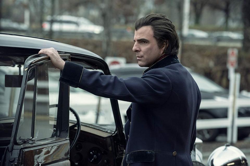 """""""NOS4A2"""": AMC-Trailer zur Vampirserie mit Zachary Quinto"""