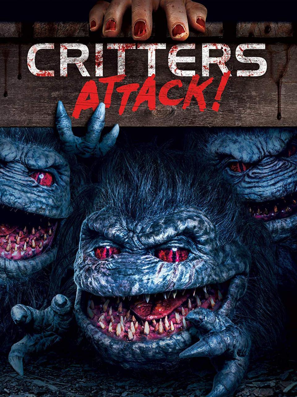"""""""Critters Attack!"""" Trailer: Niemand ist sicher im abgedrehten Indie-Horror"""