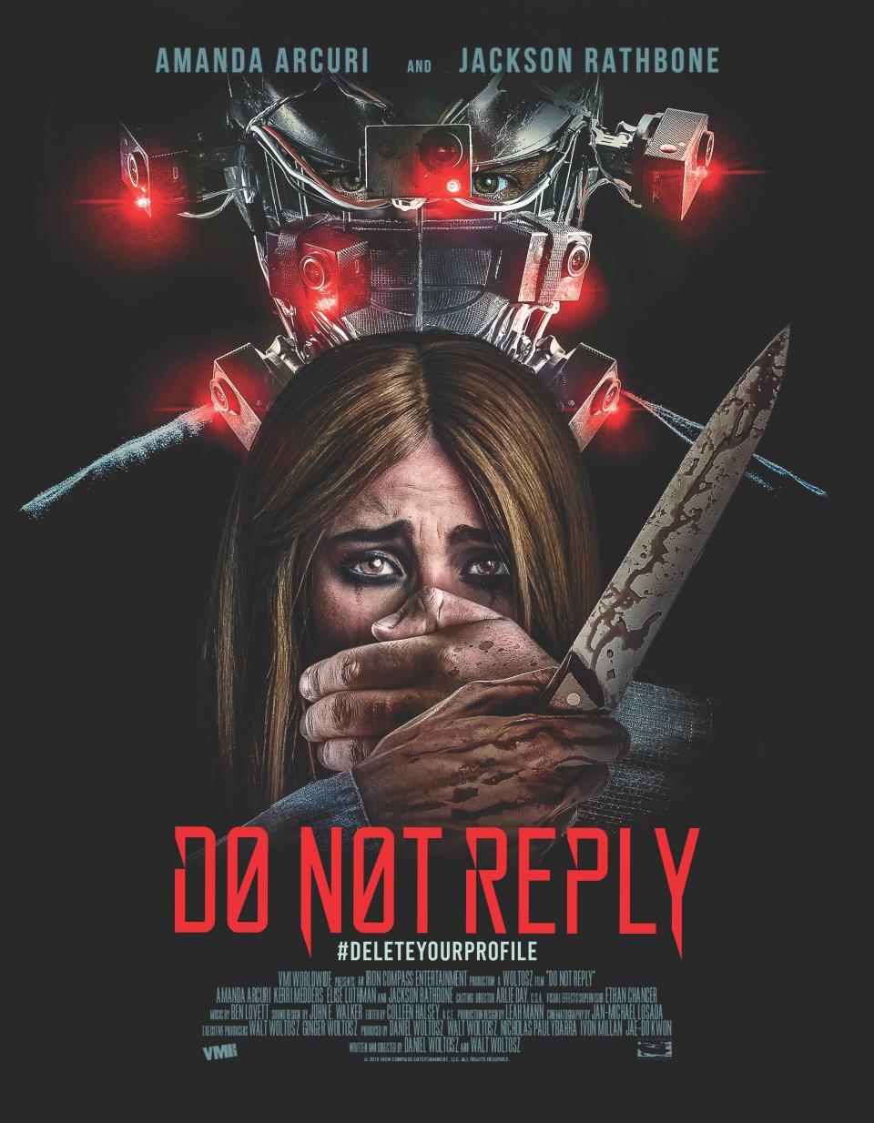 """""""Do Not Reply"""": Neuer nervenaufreibender Trailer zum Entführungs-Slasher"""