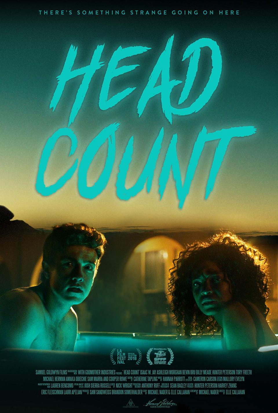"""Es geht etwas Merkwürdiges vor sich im Trailer zu """"Head Count"""""""