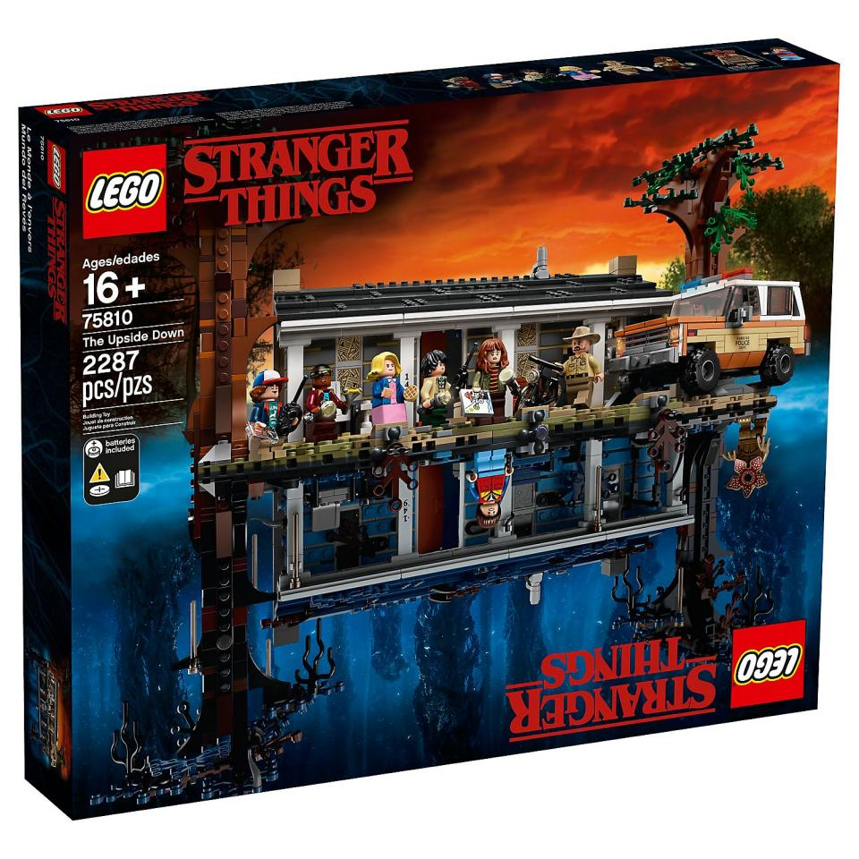 "LEGO bringt ""Stranger Things"" Modell raus"