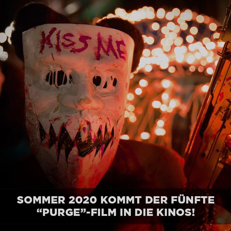 Purge 5 Kinostart 2020