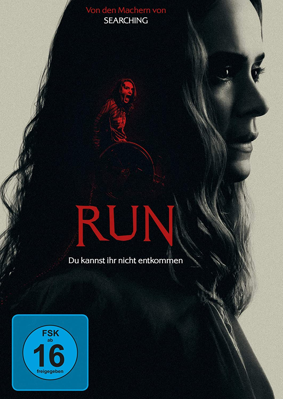 Run – DVD Cover