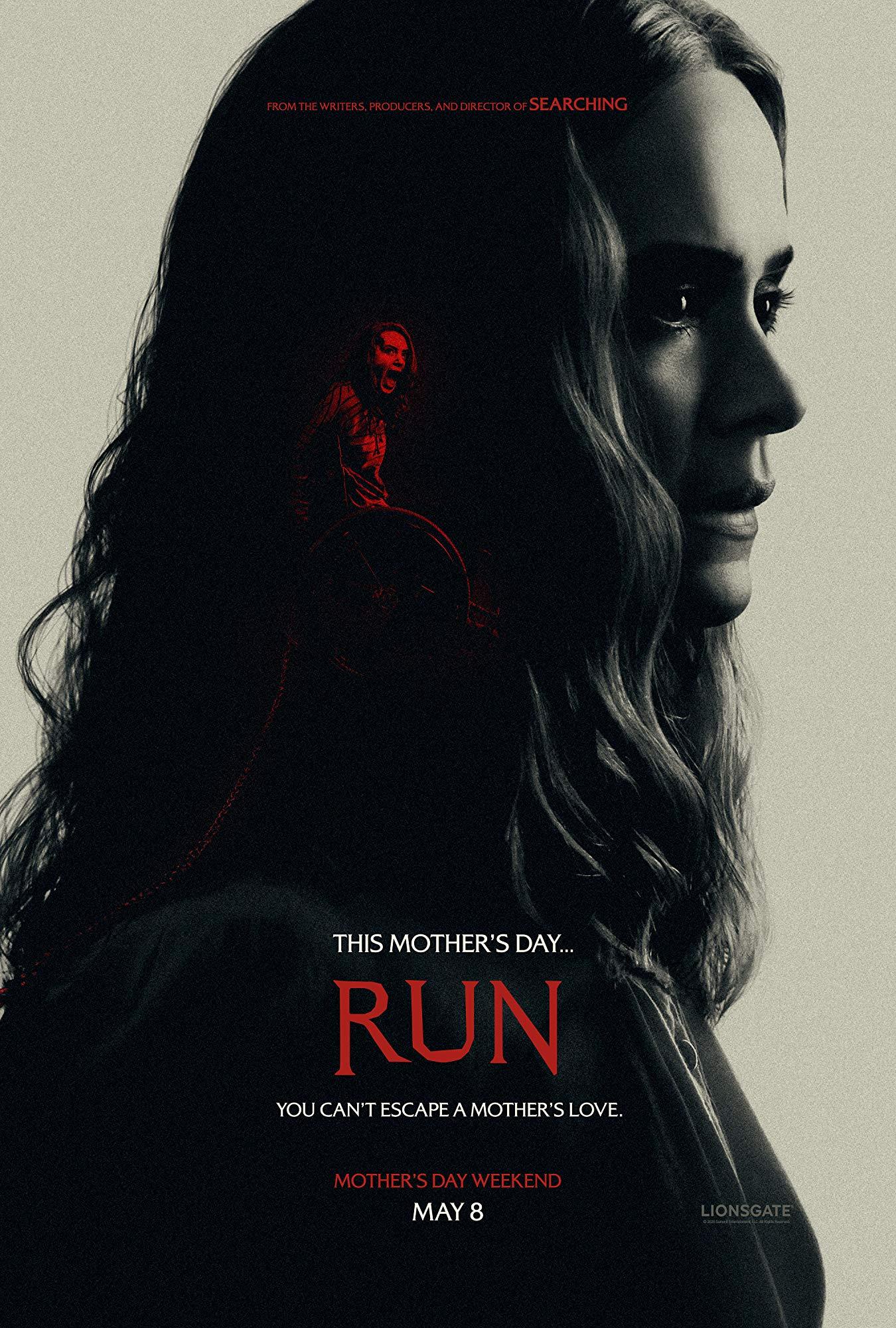 """Erster Trailer zum spannenden Mystery-Thriller """"Run"""" mit Sarah Paulson"""