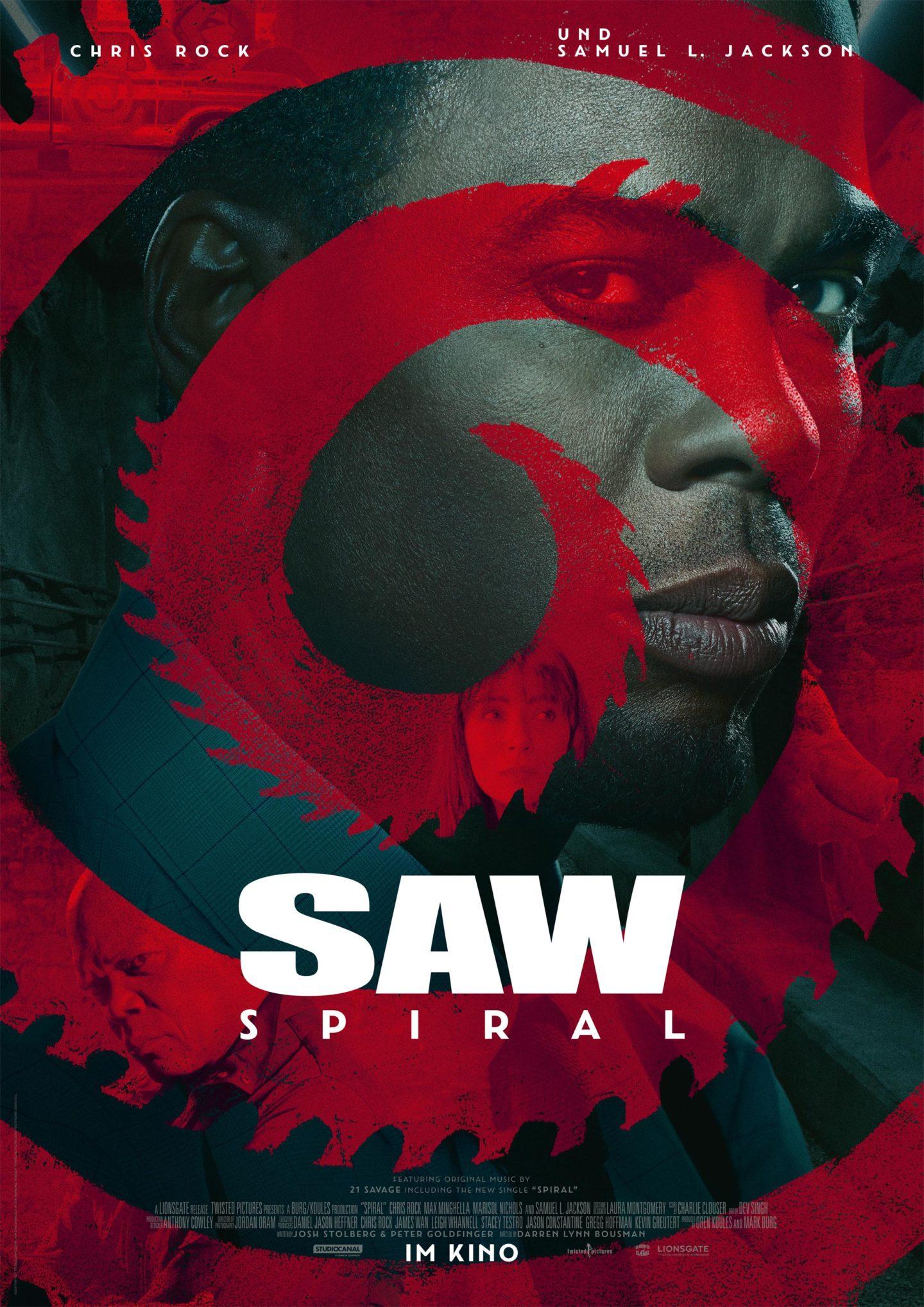 Saw Spiral – Kinoposter