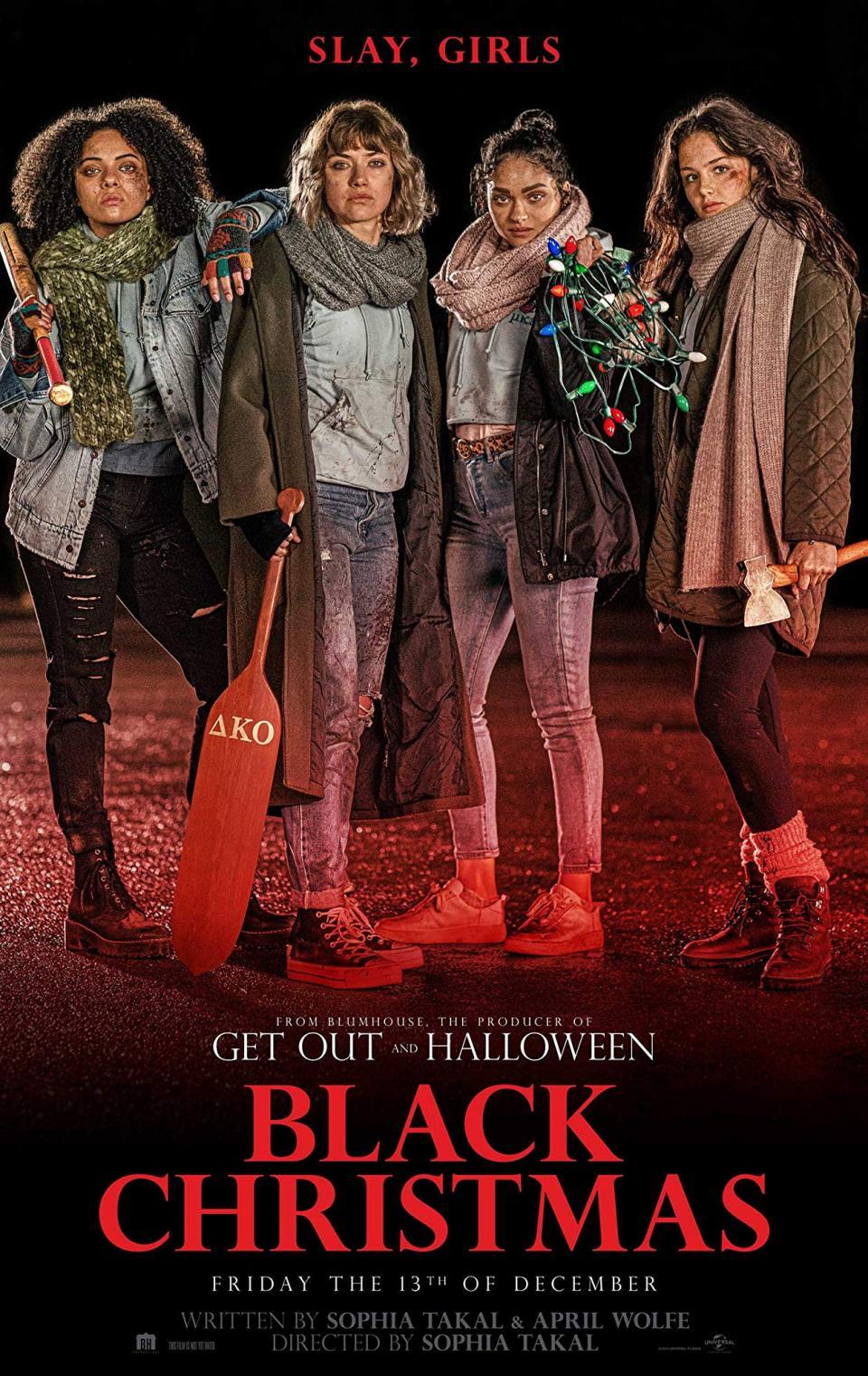 """Blumhouse liefert ersten Trailer zum Remake von """"Black Christmas"""""""