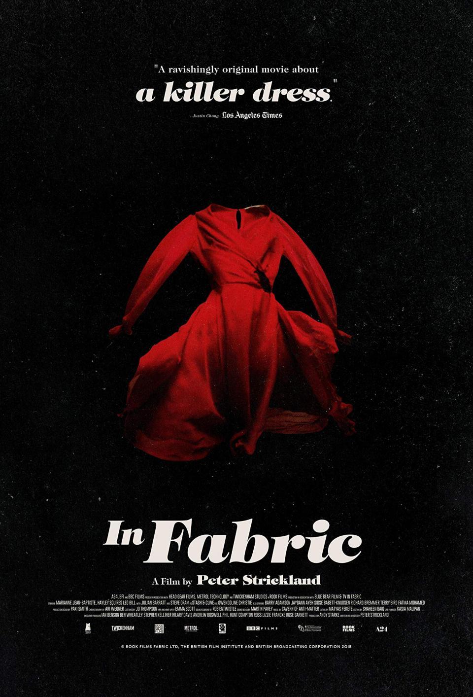 """""""In Fabric"""": Erster Trailer zum neuen Film aus dem Hause A24"""
